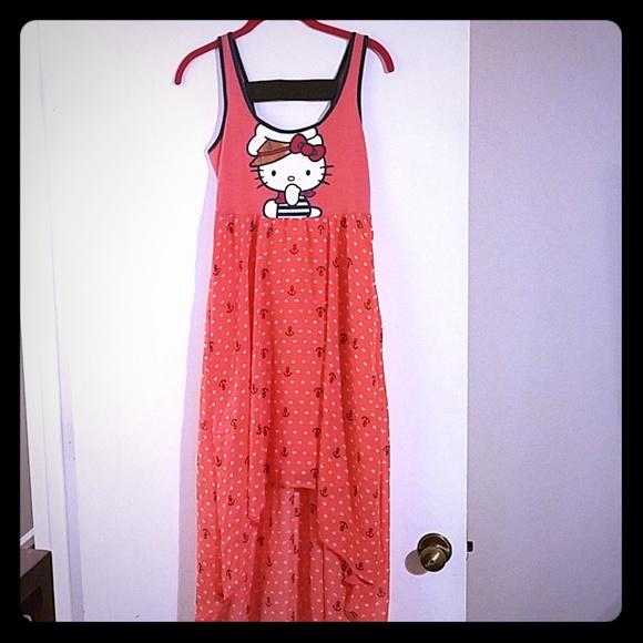 cfe921f47 Hello Kitty Dresses & Skirts - HELLO KITTY Sailor Dress